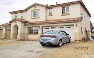 Lancaster Single Family Home For Sale: 1815 Granville Way