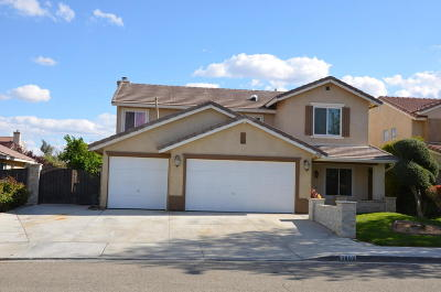 Lancaster Single Family Home For Sale: 2802 W Lingard Street
