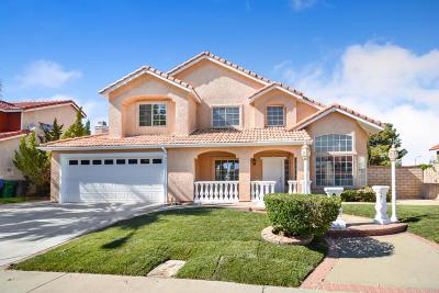 Palmdale Single Family Home For Sale: 3041 Sandstone Court