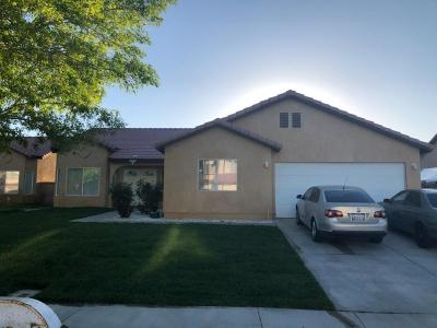 Lancaster Single Family Home For Sale: 43619 E 16 Street
