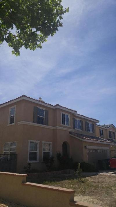 Lancaster Single Family Home For Sale: 43916 43rd Street
