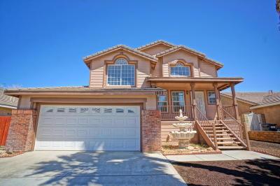 Palmdale Single Family Home For Sale: 1903 Shamrock Avenue