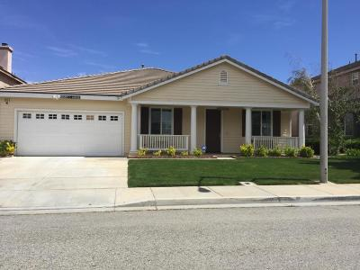 Palmdale Single Family Home For Sale: 3624 Mountain Shadows Court