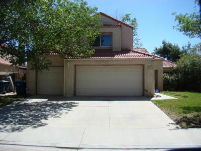 Palmdale Single Family Home For Sale: 38216 Sierra Grande Avenue