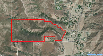 Santa Clarita Residential Lots & Land For Sale: Bouquet Canyon Road
