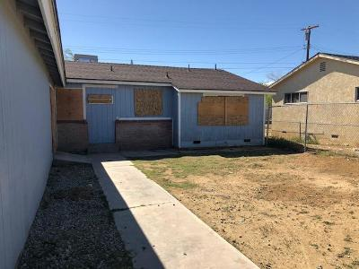 Mojave Single Family Home For Sale: 16015 Q Street