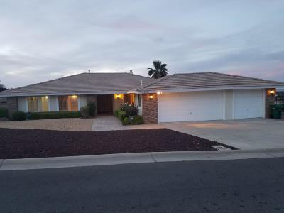 Palmdale Single Family Home For Sale: 6307 Theodore Court