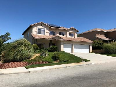 Palmdale Single Family Home For Sale: 40280 Wyngate Court