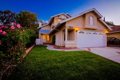 Santa Clarita Single Family Home For Sale: 22834 White Pine Place