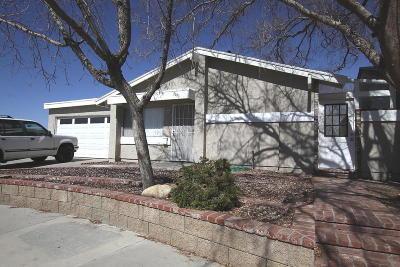 Palmdale Single Family Home For Sale: 3103 E Avenue Q13