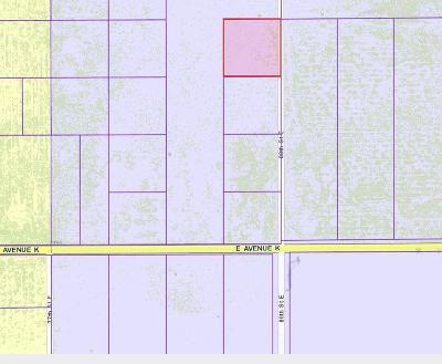 Residential Lots & Land For Sale: 3384-012-004 J-12 And 80th E..