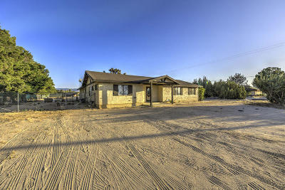 Lancaster, Palmdale Single Family Home For Sale: 2358 N Avenue