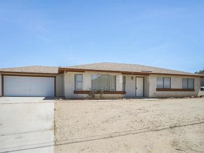 Palmdale CA Single Family Home For Sale: $249,900