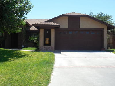 California City Single Family Home For Sale: 10734 Crabapple Lane Lane