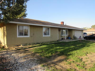Lake Los Angeles Single Family Home For Sale: 16527 Mossdale Avenue