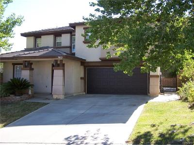 Palmdale Single Family Home For Sale: 38650 Louise Lane Lane
