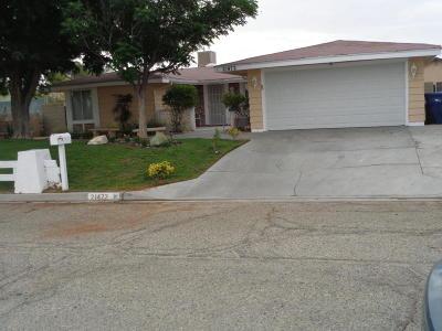 California City Single Family Home For Sale: 21472 Randsburg Mojave Road