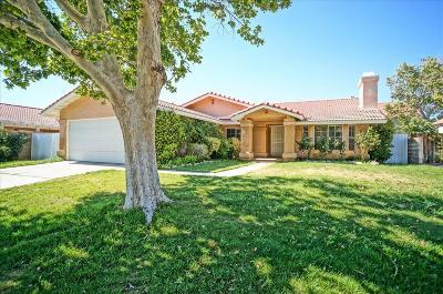 Lancaster Single Family Home For Sale: 3651 W Avenue J5