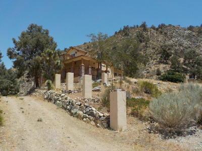 Llano Single Family Home For Sale: 28610 Largo Vista Road