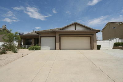 Lancaster Single Family Home For Sale: 42334 W 75th Street