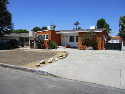 Sylmar Single Family Home For Sale: 14319 Beaver Street