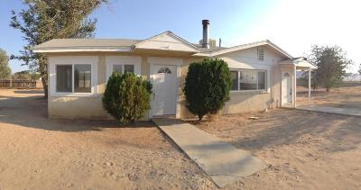 Quartz Hill CA Single Family Home For Sale: $399,000