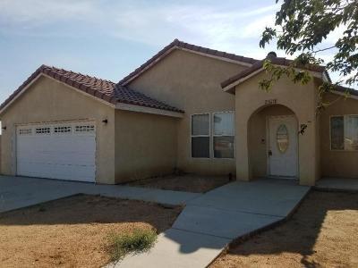 California City Single Family Home For Sale: 21018 85 Street