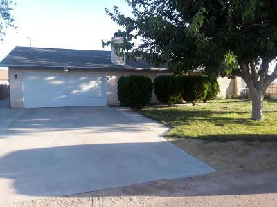 California City Single Family Home For Sale: 10716 Aspen Ave Avenue
