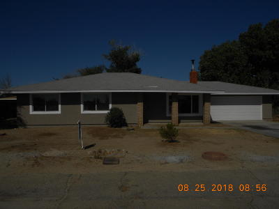 Lake Los Angeles Single Family Home For Sale: 40647 156th Street