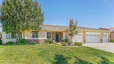 Quartz Hill Single Family Home For Sale: 5015 Rela Way
