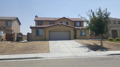 Rosamond Single Family Home For Sale: 2330 Newberry Street