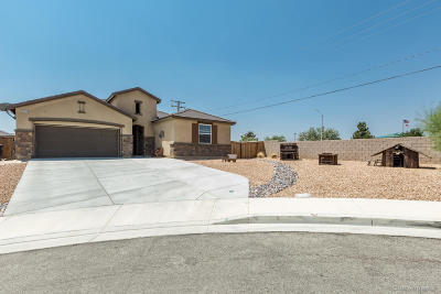 Rosamond Single Family Home For Sale: 3442 Arrowhead Court