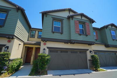Santa Clarita Condo/Townhouse For Sale: 22052 Barrington Way