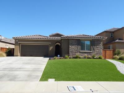 Rosamond Single Family Home For Sale: 3415 Puma Avenue