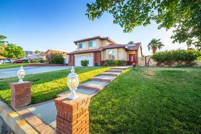 Lancaster Single Family Home For Sale: 42061 Jenny Lane