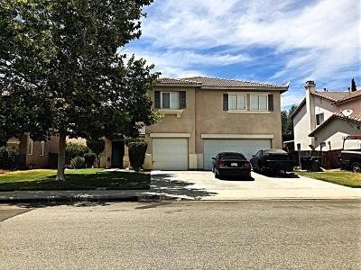 Quartz Hill Single Family Home For Sale: 42449 W 56th Street