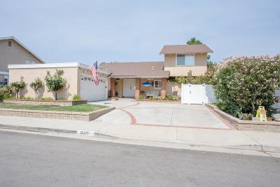 Santa Clarita Single Family Home For Sale: 25271 Via Valentina