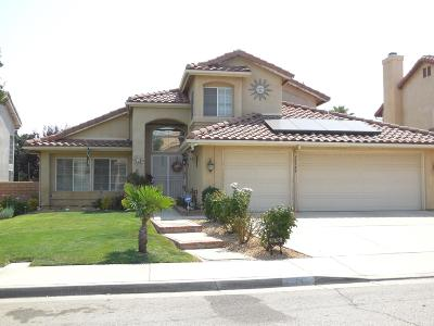 Palmdale Single Family Home For Sale: 39748 Gorham Lane