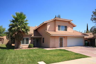 Palmdale Single Family Home For Sale: 4553 Talento Way