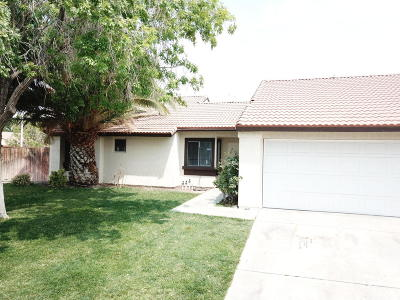 Palmdale Single Family Home For Sale: 5373 Russ Place