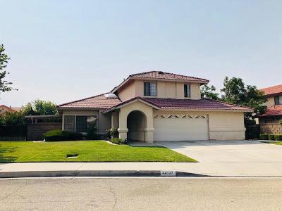 Lancaster Single Family Home For Sale: 44127 Ruthron Avenue