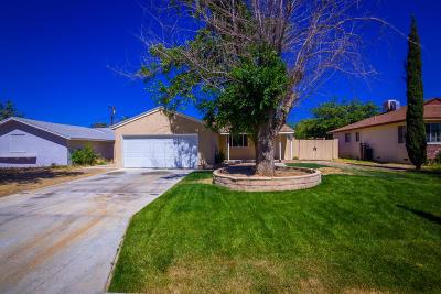 Lancaster Single Family Home For Sale: 45462 Kingtree Avenue
