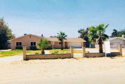 Lancaster Single Family Home For Sale: 3242 E H8 Avenue