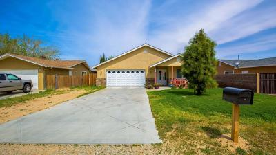 Lancaster Single Family Home For Sale: 5115 W Ave L10
