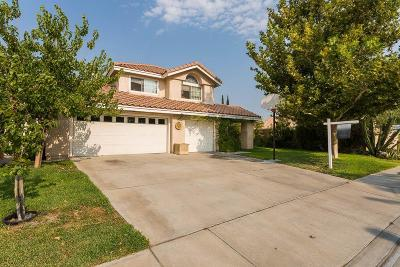 Palmdale Single Family Home For Sale: 37818 Wisteria