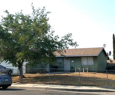 Lancaster Single Family Home For Sale: 3601 W Avenue K12