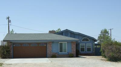 California City Single Family Home For Sale: 21741 Electra Court