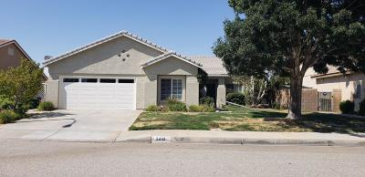 Palmdale Single Family Home For Sale: 3443 Racquet Lane