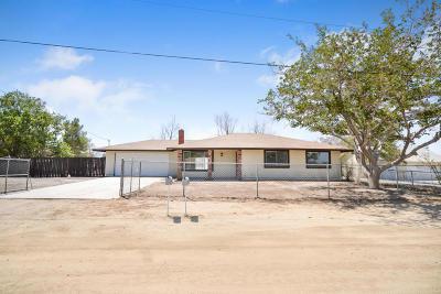 Single Family Home For Sale: 10506 E Avenue S12