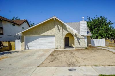 Single Family Home For Sale: 44607 Fenhold Street